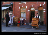 Organ Grinders, Black Country Museum
