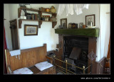 Toll House Interior, Black Country Museum