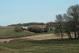 Alberta farm scene