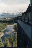Banff Springs Hotel- The View