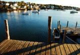 Sunrise atStonington Harbor
