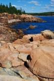 Dramatic Rocky Coast of Maine
