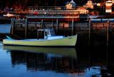 Stonington Fishing Village Greets the Dawn