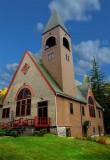 Church in Maine