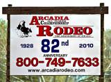 Arcadia Rodeo 2010