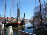 The seafaring town of Hoorn