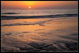 Sand og solopgang