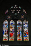Stained Glass, St. Paul's Anglican Cathedral