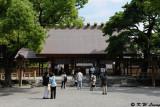 Haiden of Atsuta Jingu