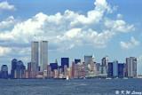 Manhattan Skyline (before 9-11) 01