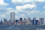 Manhattan Skyline (before 9-11) 02