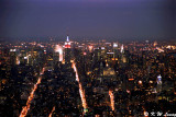 Evening View of New York 02