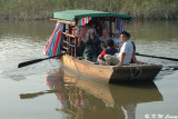 Boat on Shan Pui River