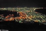 Night view from Mount Hakodate 01