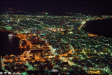 Night view from Mount Hakodate 02