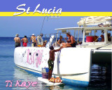 St Lucia West Indies Ti Kaye