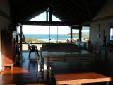 I stayed in one of Vida Sol e Mar's two-story villa with a lovely view