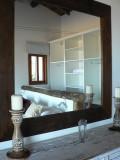 A glimpse of the master bedroom at Vida Sol e Mar