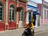 The historic district of Laguna