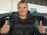 Claudio, who works security at Vida Sol e Mar was a 5-time national surfing champion in Brazil.