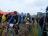 The mud made spectating very entertaining.