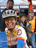 Miss Melanie D. made this race her comeback in the solo division.
