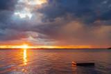 Sturgeon Lake Sunset 17522