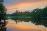 Scugog River At Sunrise 17409