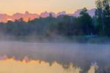 Scugog River Sunrise 20080816