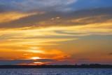 Sturgeon Lake Sunset 18058