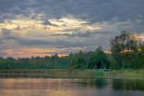 Clouded Sunrise 19432