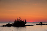Lake Superior Sunset 01544