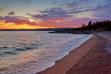 Lake Superior Sunset 02101
