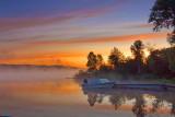 Richard Lake Sunrise 03246