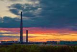 Sudbury Sunset 03448-9