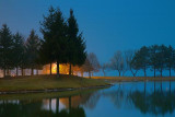 Park In First Light 10961