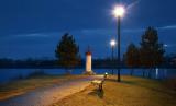 Park At Dawn 20091126