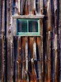 Old Barn Window 20091204
