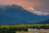 Canadian Rockies Sunrise 17421