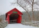 Wakefield Covered Bridge 12399
