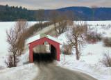 Meech Creek Covered Bridge 12935