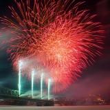 Winterlude 2010 Fireworks (13679)