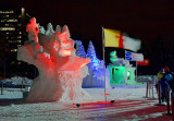 Winterlude 2010 Snow Sculptures (14166)