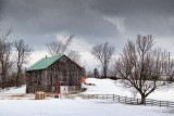 Snowy Farm 14327