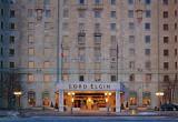 Lord Elgin Hotel At Dawn 14609-10