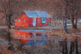 Shack By The Water 15035-7 Art