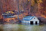 Sinking Boathouse 20100327