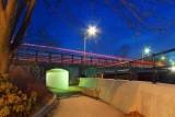 Hog's Back Bridge Pedestrian Underpass 15327