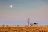 Moon At Sunrise 15440