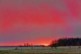 Clouded Sunrise 20100405